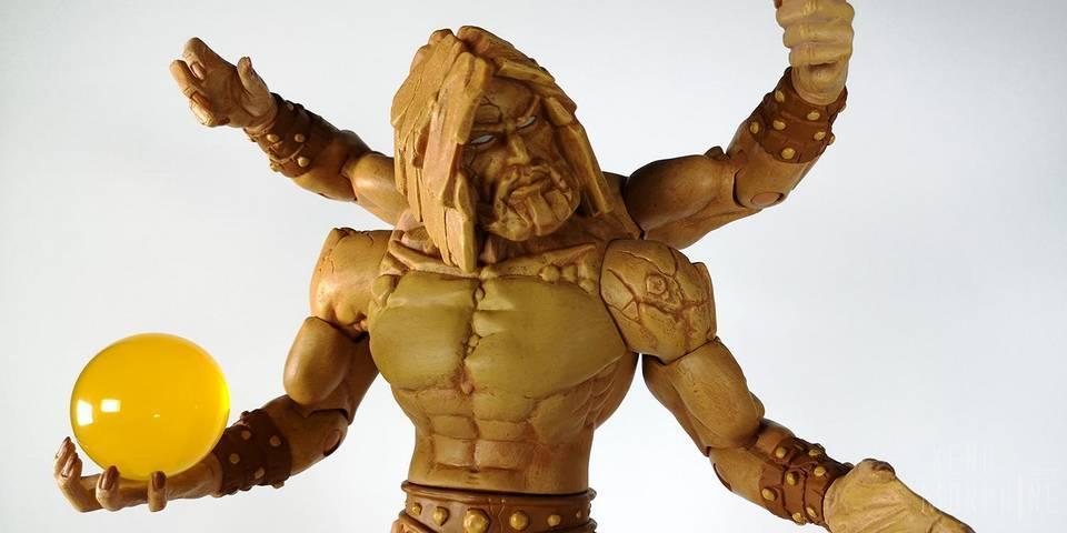 Procrustus - Giant Guardian of Magic