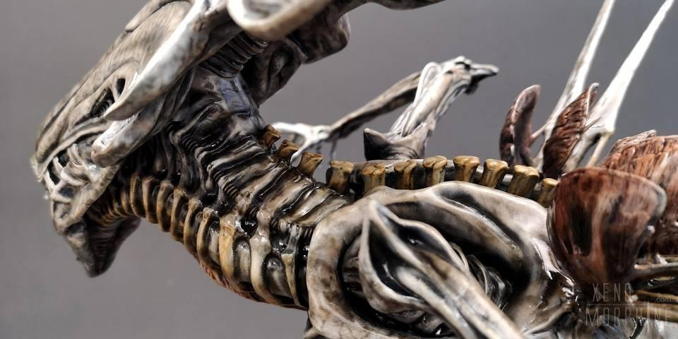 Alien Queen Diorama Repaint by Michael Ludwig