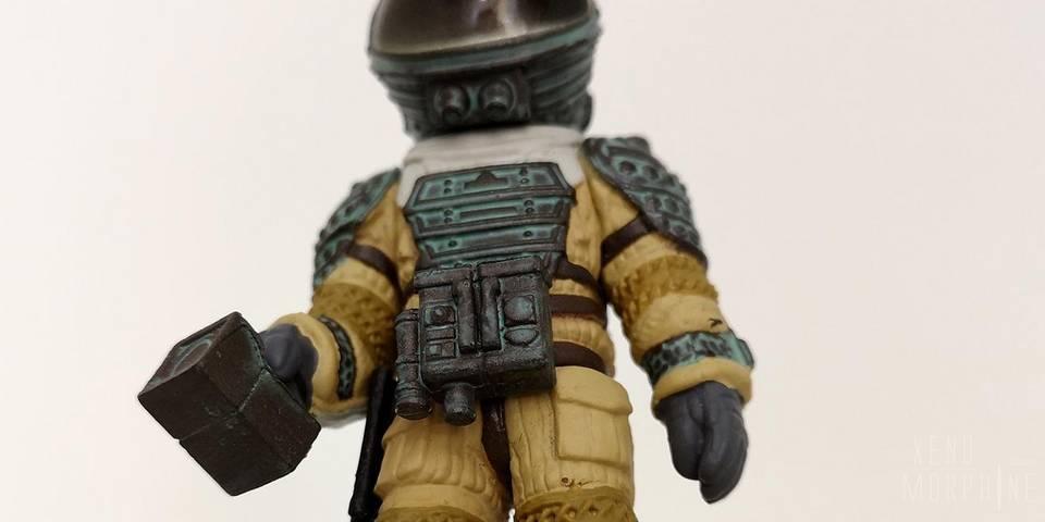Alien Capsule Q Characters