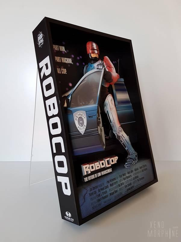 Robocop 3d Movie Poster Xenomorphine