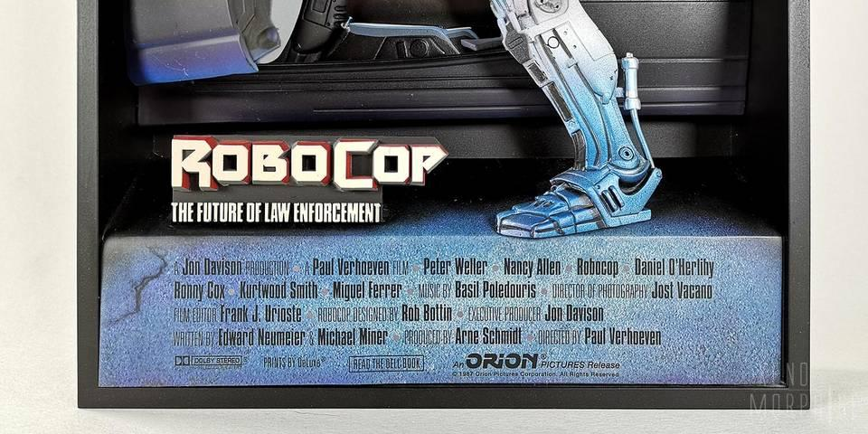 Robocop 3D Movie Poster