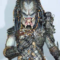 Elder Predator, sculptured by S. Hayes