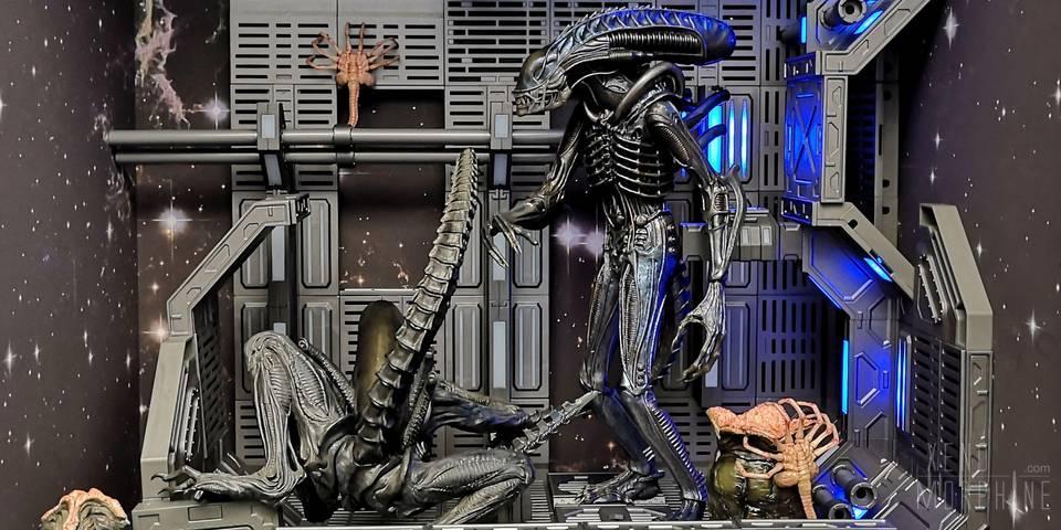 Aliens Diorama [Nova Revol]
