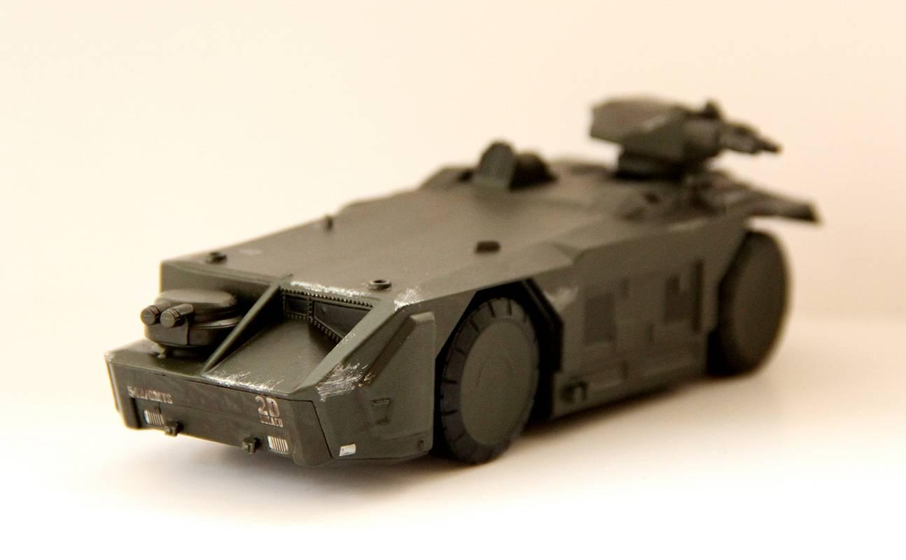 M577 Armored Personnel Carrier Xenomorphine